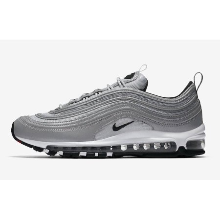 Mens Nike Air Max 97 Premium Reflect Silver Pure Platinum Wolf Grey Bl