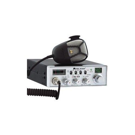 Midland 5001 40-channel Mid-tier Cb Radio (5001z)