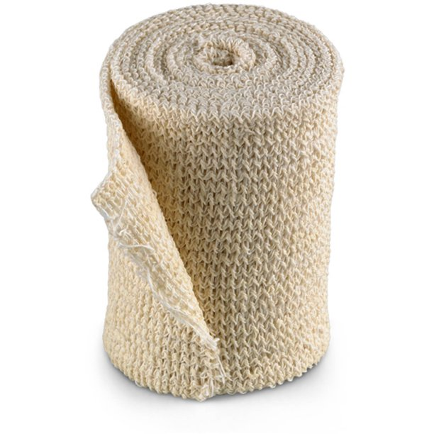 Ace Self Adhering Elastic Bandage 4 In Beige 1 Bandage Pack