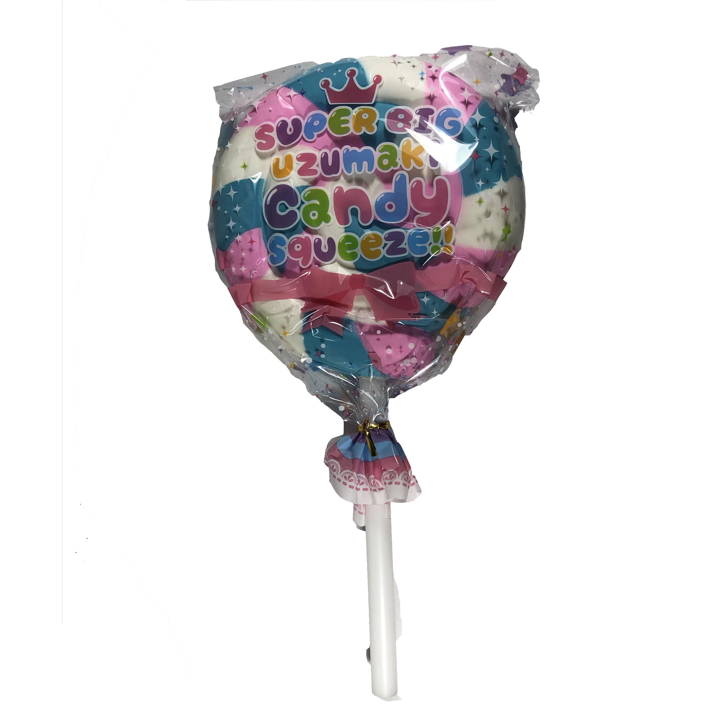 Super Big Uzumaki Candy Lollipop Squishy by Lian