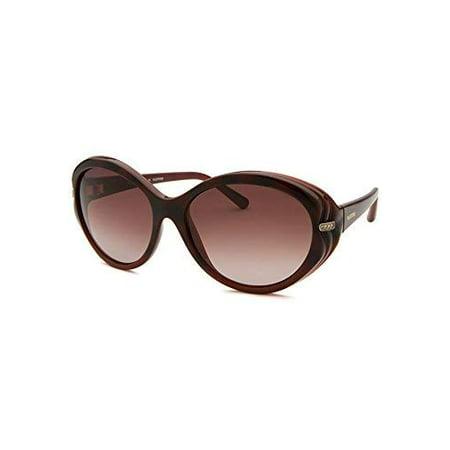 V615SR Havana Red 229 Womens Sunslasses