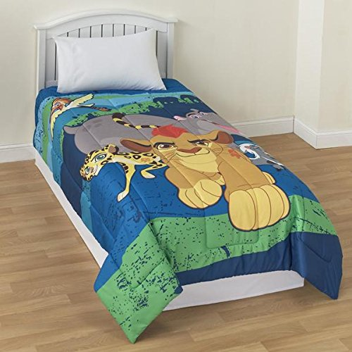 Disney Lion Guard 4 Pc Bedding Set Comforter and Sheets (...