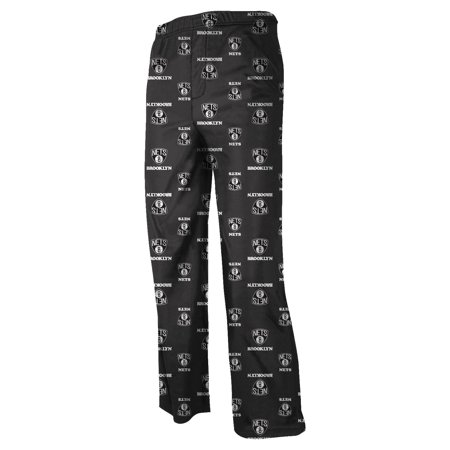Brooklyn Nets Youth NBA Team Logo Pajama Pants
