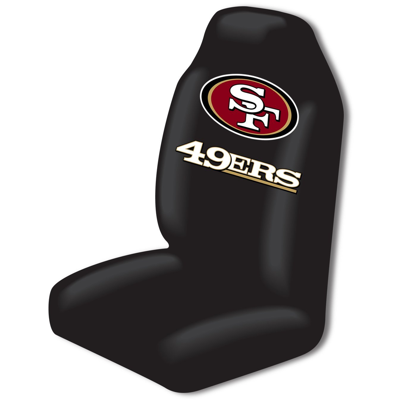 49ers Car Seat Cover (NFL)