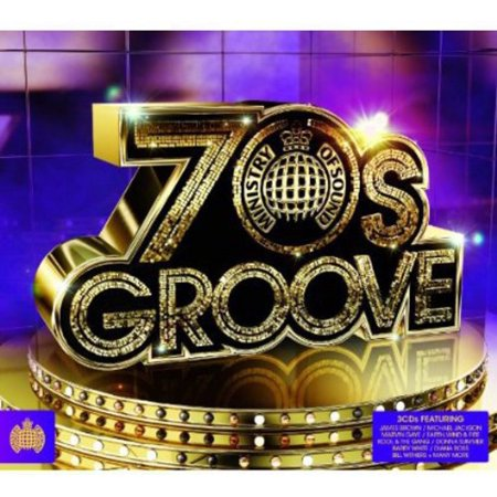 - Ministry of Sound: 70's Groove / Various (CD)