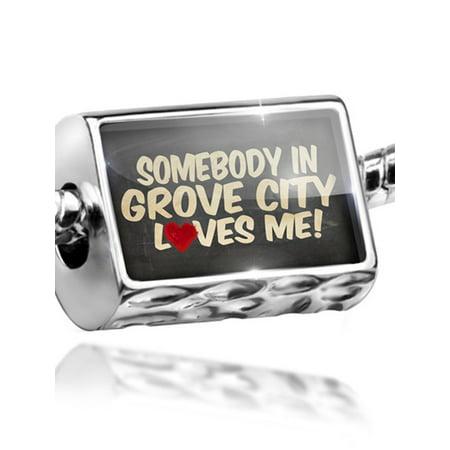 Bead Somebody in Grove City Loves me, Ohio Charm Fits All European Bracelets - Party City Grove City Ohio