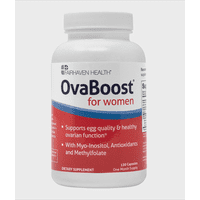 OvaBoost Fertility Supplement - Improve Ovulation, Increase Egg Quality, Balance Hormones, Regulate Your Cycle