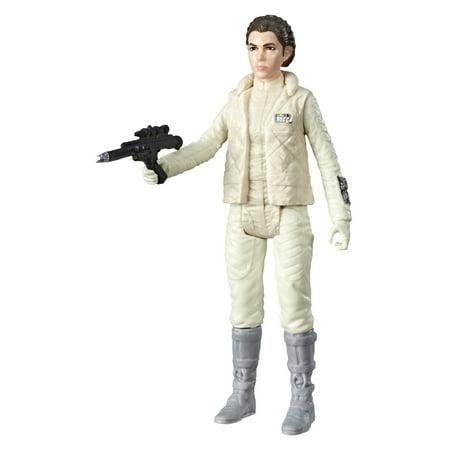 Star Wars Galaxy of Adventures Princess Leia Figure and Mini Comic](Leia Jabba)
