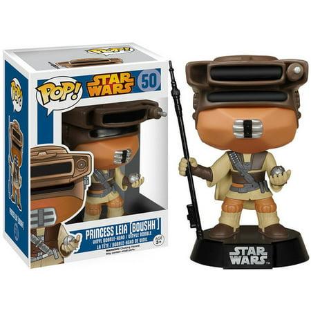 FUNKO POP! STAR WARS: BOUSHH - Jabba Leia