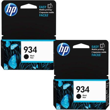 HP 934 Black Ink Cartridge   with Extra Black Ink