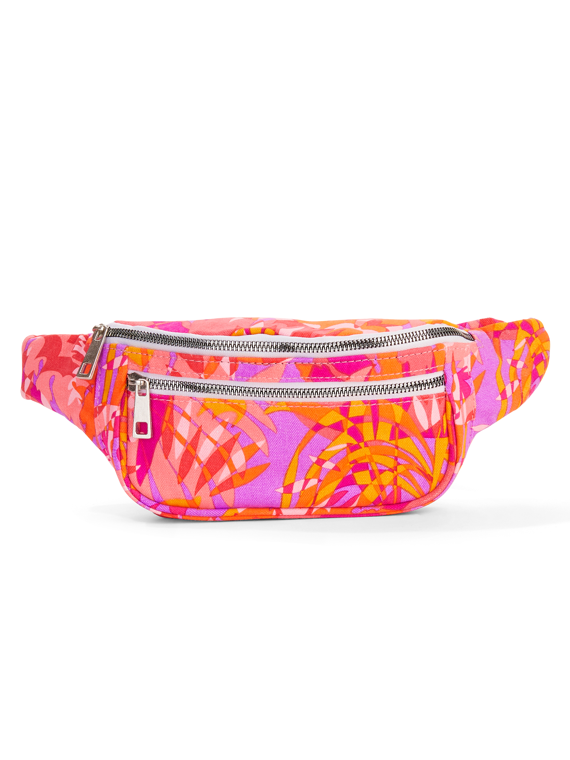 Twig & Arrow Printed Belt Bag