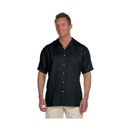 1238ce15271 Harriton - Harriton Men s Bahama Cord Camp Shirt