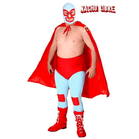 Adult Nacho Libre Costume