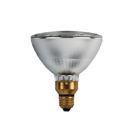 PHILIPS 70W 120V IR PAR38 WFL40 Dioptic 2900K Halogen Light - 70w Bulb