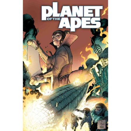 Planet of the Apes3: Children of Fire