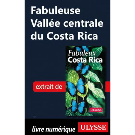 Fabuleuse Vallée centrale du Costa Rica - eBook (Fiestas Halloween Costa Rica)