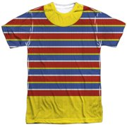 Sesame Street Ernie Costume Mens Sublimation Shirt by