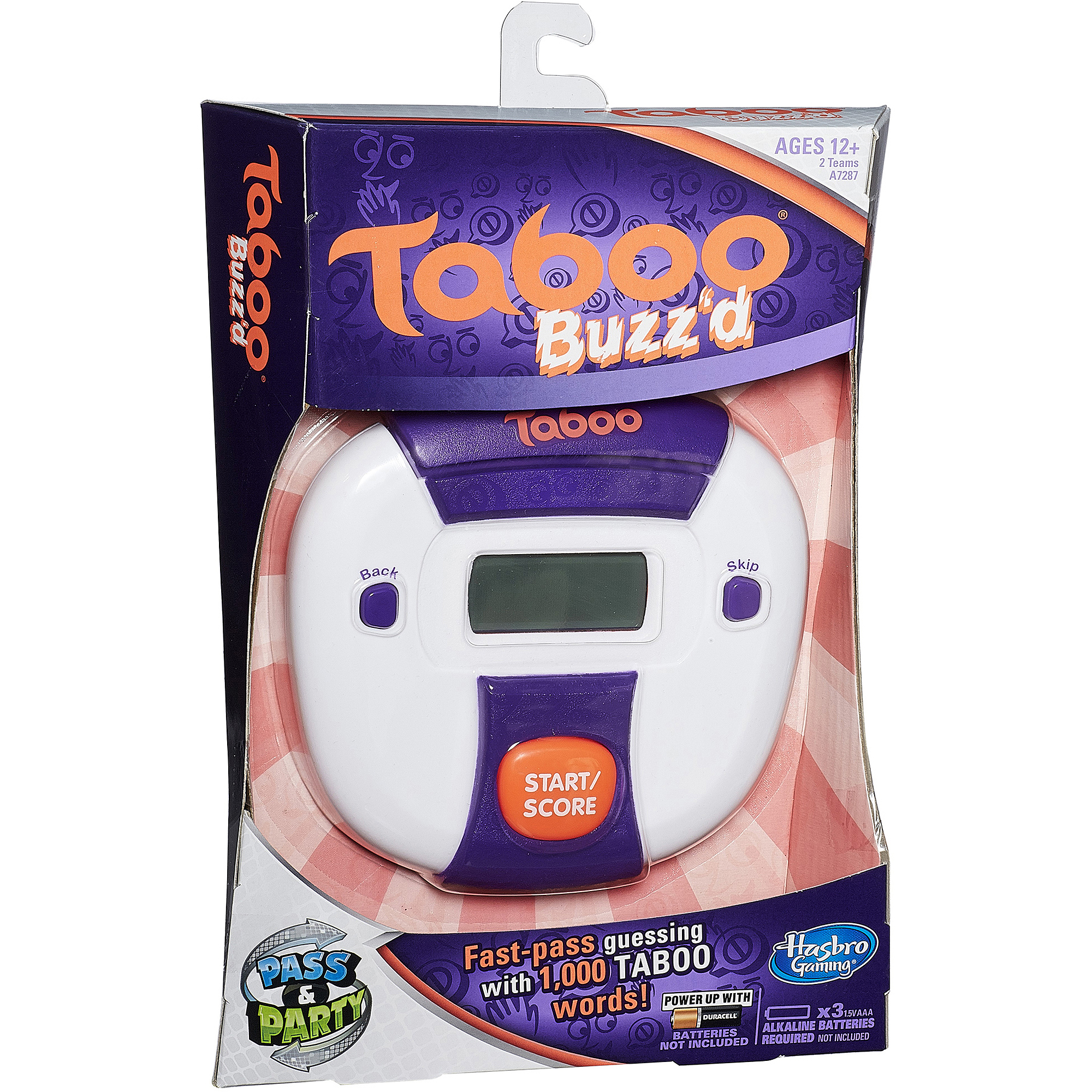Taboo Buzz���d Game