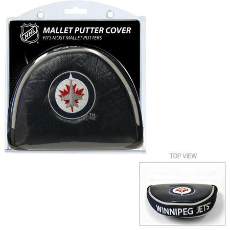 Winnipeg Jets Mallet Putter Cover ()