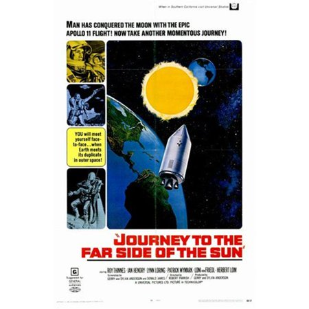 Posterazzi MOV209040 Journey to the Far Side of the Sun Movie Poster - 11 x 17 in. - image 1 of 1