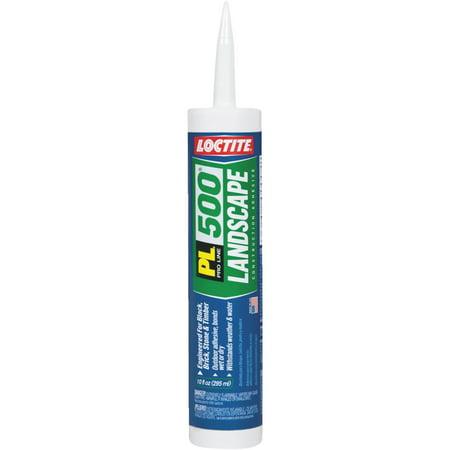 Loctite PL 500 10 Oz. Landscape Adhesive 1654392