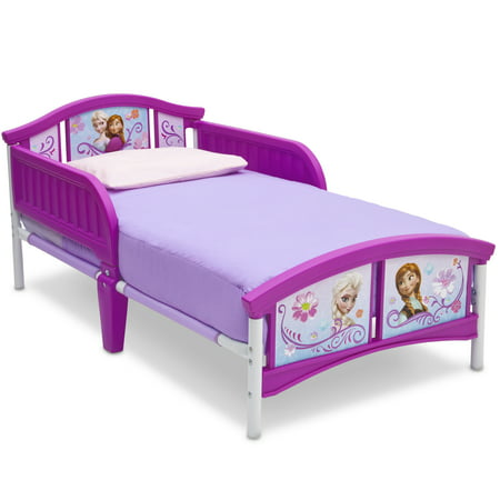 Disney Frozen Bedroom Set with BONUS Toy Organizer - Walmart.com