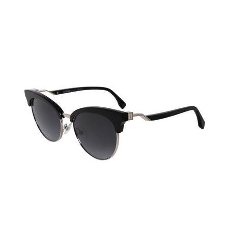 Fendi FF 0229/S 807 Black Eyewear Sunglasses ()
