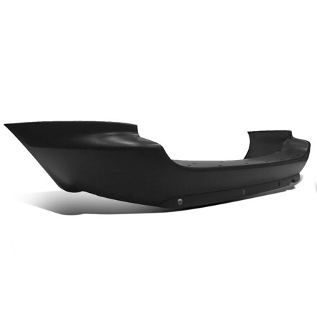 For 05-07 Chrysler Town & Country / Dodge Grand Caravan Primered Finish Direct Fitment OE Style Rear Bumper Cover