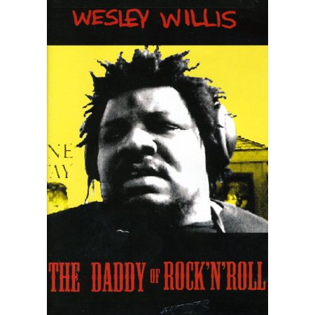 Wesley Willis: The Daddy Of Rock 'N Roll (DVD) (Halloween Music Rock)