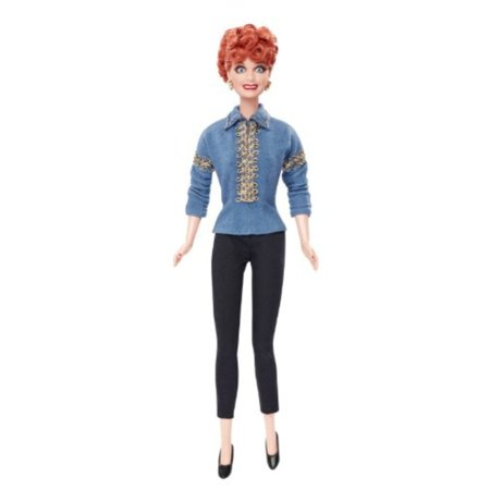 Barbie Collector I Love Lucy: Lucy Tells the Truth Doll](Peanuts Lucy Doll)