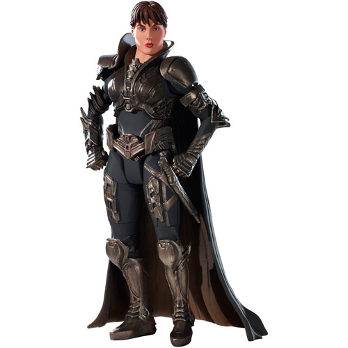 Movie Masters Superman: Man of Steel Faora Action Figure