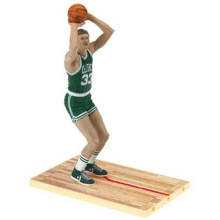 Mcfarlane Legends Series (McFarlane NBA Sports Picks Legends Series 1 Larry Bird Action Figure [Green Jersey] )