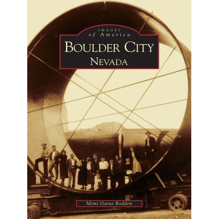 Boulder City, Nevada - eBook - Nevada City Halloween
