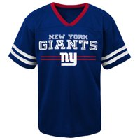 Product Image Toddler Royal New York Giants Mesh Jersey V-Neck T-Shirt f24a00343