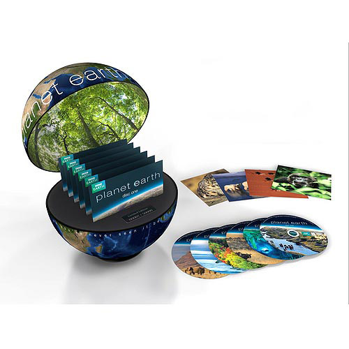 Planet Earth (Limited Edition Gift Set) (Anamorphic Widescreen, LIMITED)