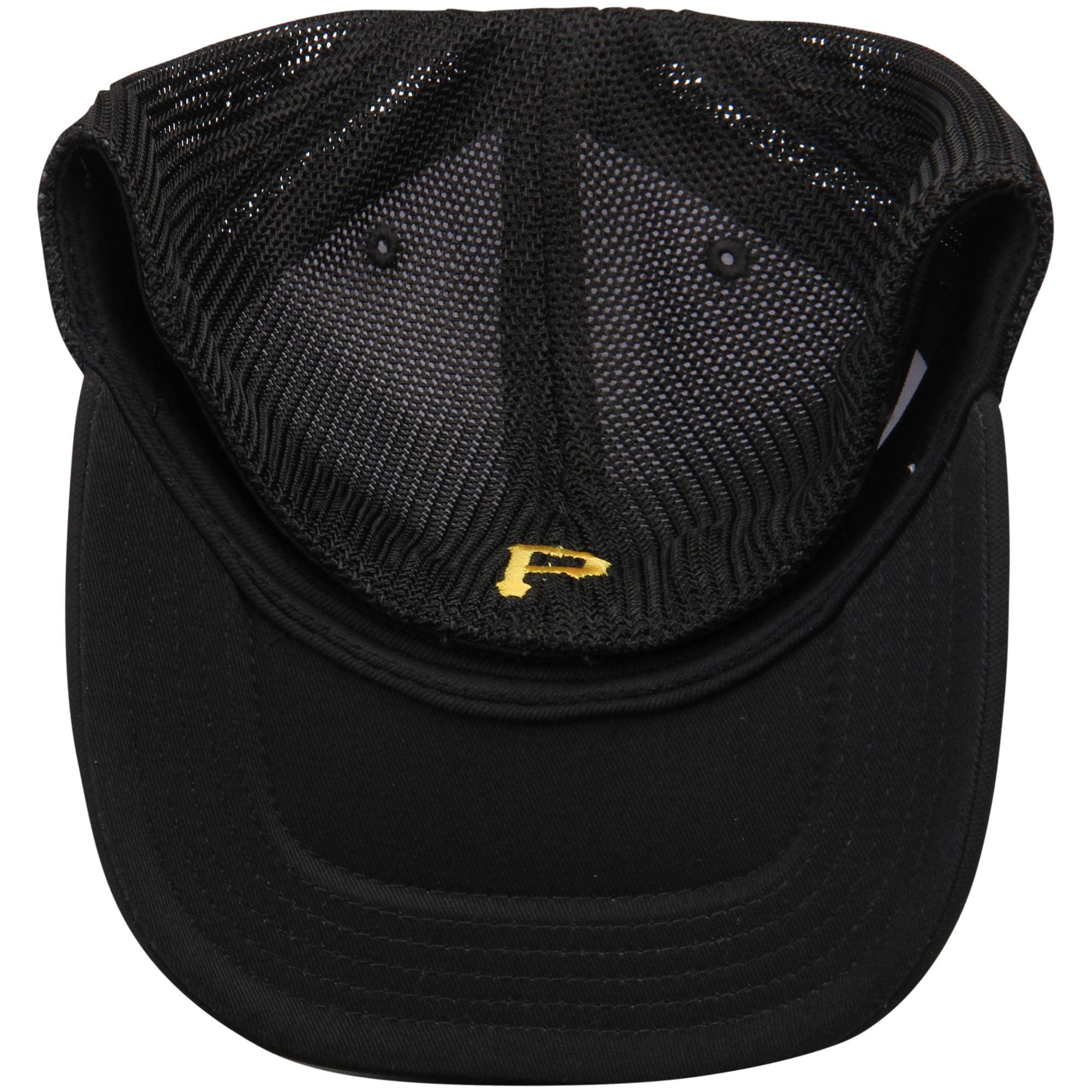 fe95f5b29ca Pittsburgh Pirates Nike Vapor Performance Swoosh Flex Hat - White Black -  Walmart.com