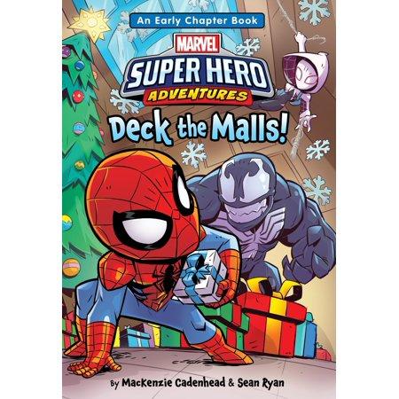 Spider-Man & Friends: Deck the Malls - eBook