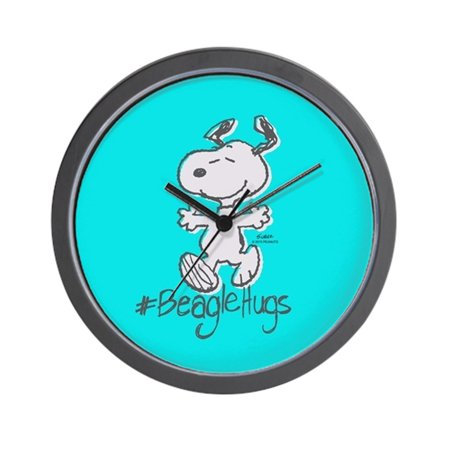 CafePress - Snoopy Beagle Hugs Full Bleeds - Unique Decorative 10