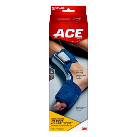 Brand Plantar Fasciitis Sleep Support, Adjustable, Navy, (Best Football Boots For Plantar Fasciitis)