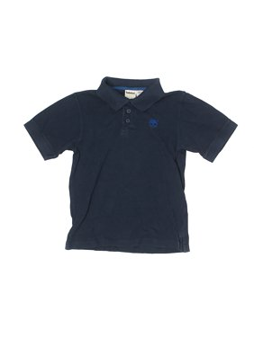 Pre-Owned Timberland Boy's Size 4 Short Sleeve Polo