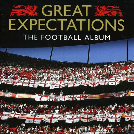 Great Expectations The Football Album   Great Expectations The Football Album  Cd