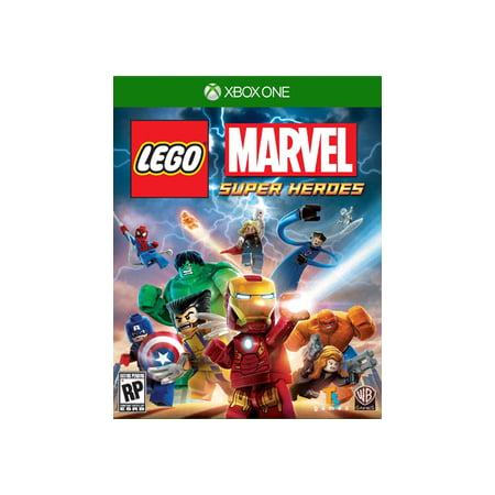 Warner Bros. LEGO Marvel Super Heroes (Xbox One) - Walmart.com