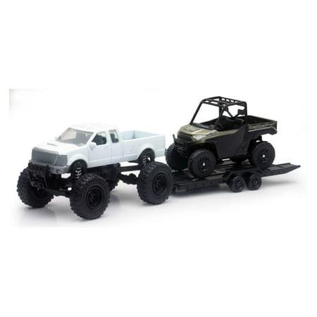 NewRay Toy Replica 4X4 Pickup Truck w/Polaris Ranger Ranger Truck Factory Service Manual