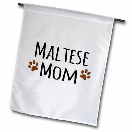 3dRose Maltese Terrier Dog Mom - Doggie by breed - muddy bro