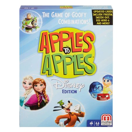 Disney Apples to Apples Game - Disney Channel Halloween Games