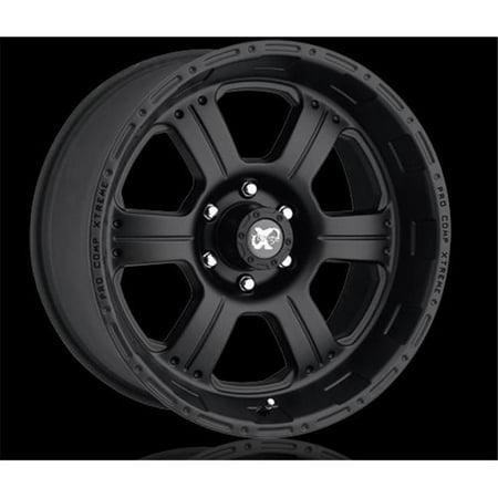 Pro Comp Whl 70897883 Xtreme Alloys Series 89 Wheel, Aluminum - Flat Black