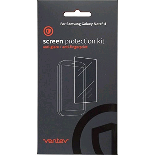Ventev Anti-Glare Protectors Cover for Samsung Galaxy Note 4 - SCRNNOTE4ANT2PSDL