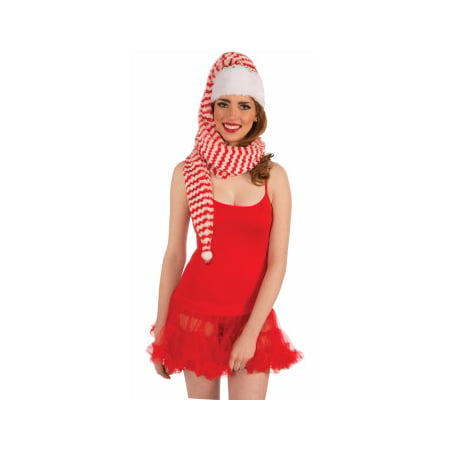 SANTA COZY WRAP HAT - Santa Hats Bulk