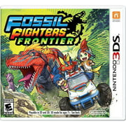 Fossil Fighters Frontier, Nintendo, Nintendo 3DS, 045496743000