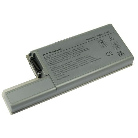 Superb Choice  9-cell DELL wn979 DF 192 Latitude d531 d820 d830 Laptop Battery (Dell Latitude D830 Battery Life)
